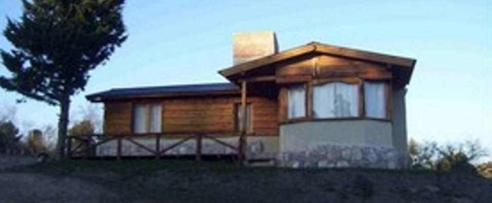 Cabaña Espectacular p/ 4 pers. en Villa Samaritana