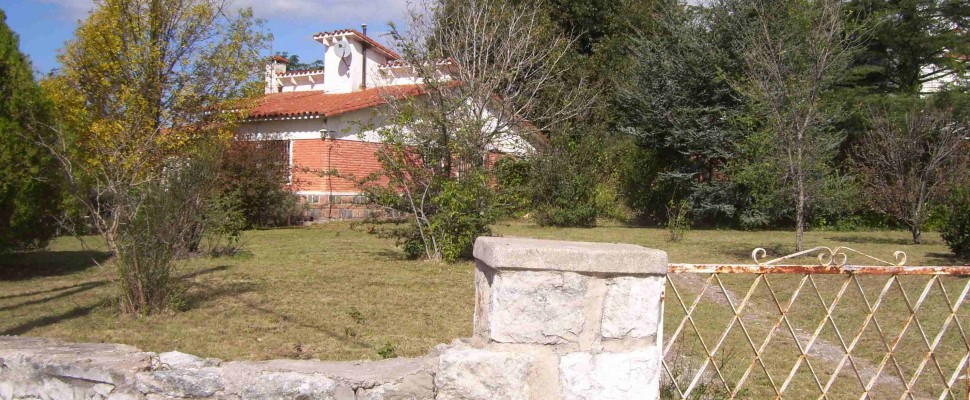 Chalet en esquina en Bº Santa Isabel de Valle Hermoso